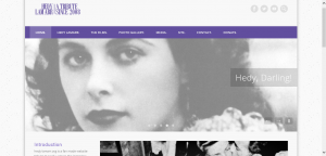 Picture of www.hedy-lamarr.org